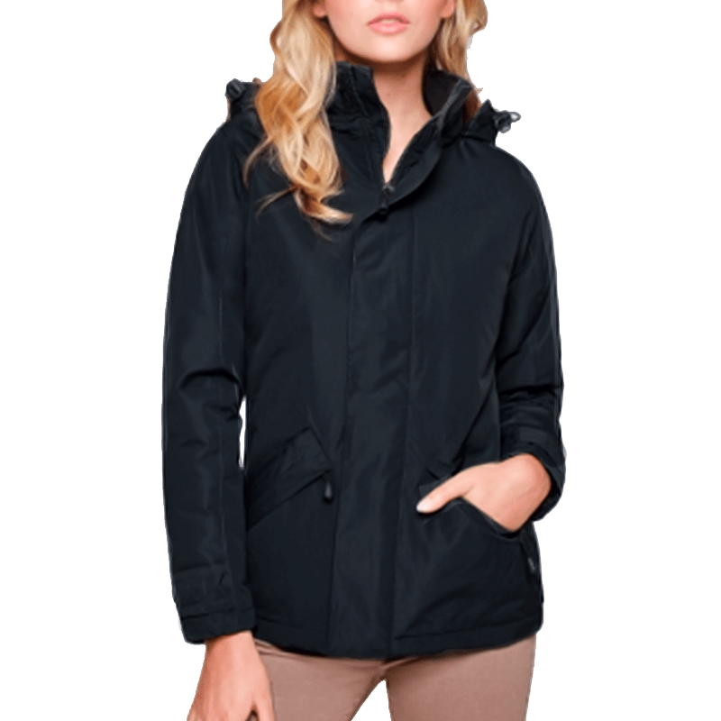 Parka Mujer Impermeable Workwear
